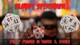 Bloody Spin-Down D20 - Oversize Dice thumbnail