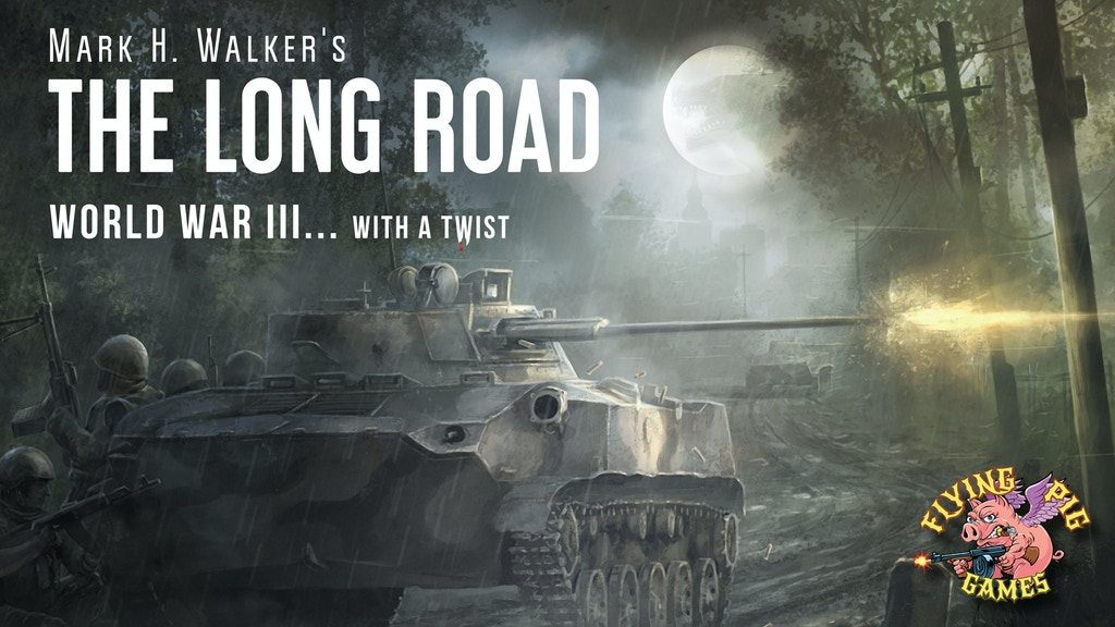 The Long Road -World War III with a paranormal twist by ...