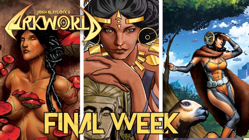ArkWorld: Vol. 2 project video thumbnail