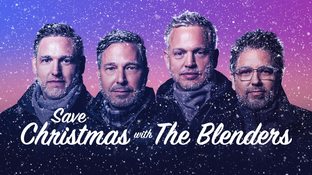 Save Christmas with The Blenders project video thumbnail