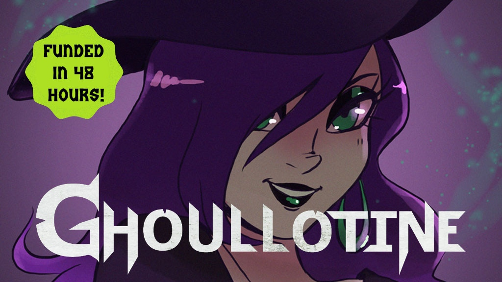 Ghoullotine project video thumbnail