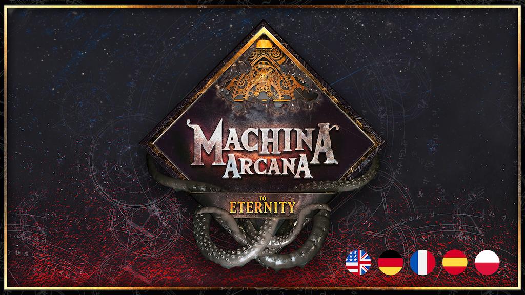 Machina Arcana ~ To Eternity project video thumbnail