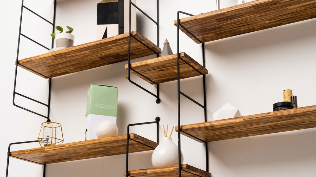 SMILE: The Modular Shelf Made Entirely Of Chopsticks project video thumbnail