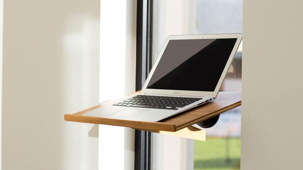 NOTADESK - Mobile standing desk - Focus workspace project video thumbnail