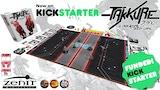 Takkure, a cyberpunk rugby game thumbnail