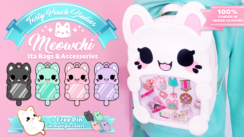 Project image for ❤ Meowchi Ita Bag & Accessories ❤