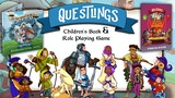 Click here to view Questlings - A Children's Book Series and RPG Adventure!