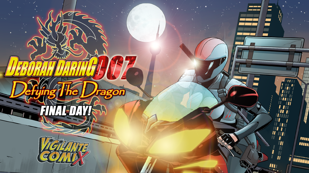 Deborah Daring Operative - Defying the Dragon project video thumbnail