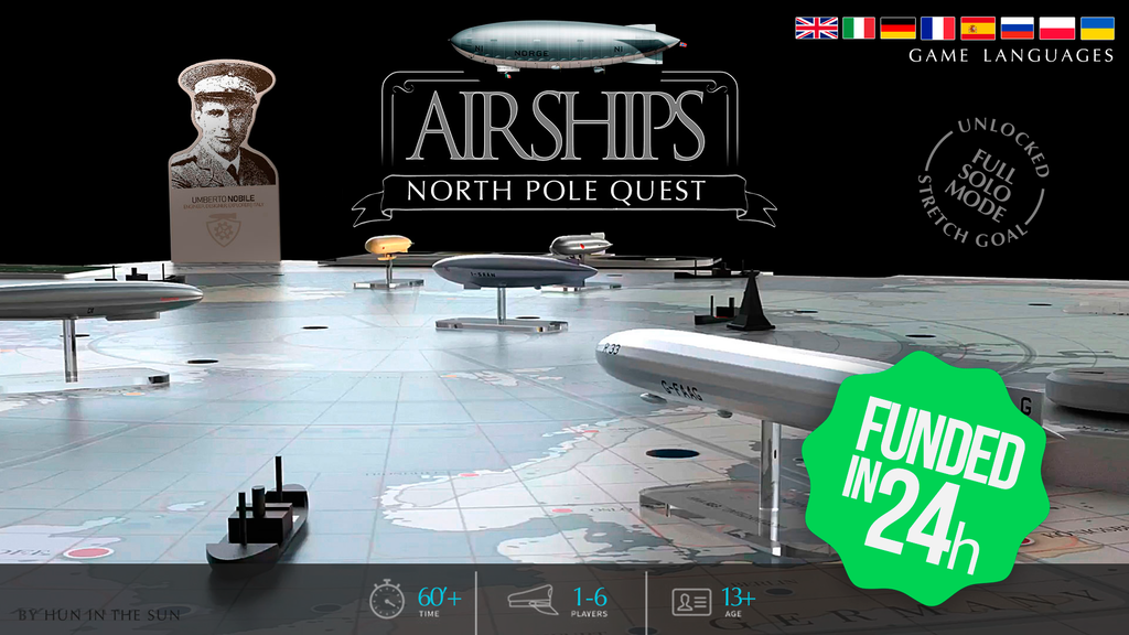 Airships: North Pole Quest 2.0 project video thumbnail