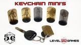 Keychain Minis - 5E and Pathfinder Compatible thumbnail