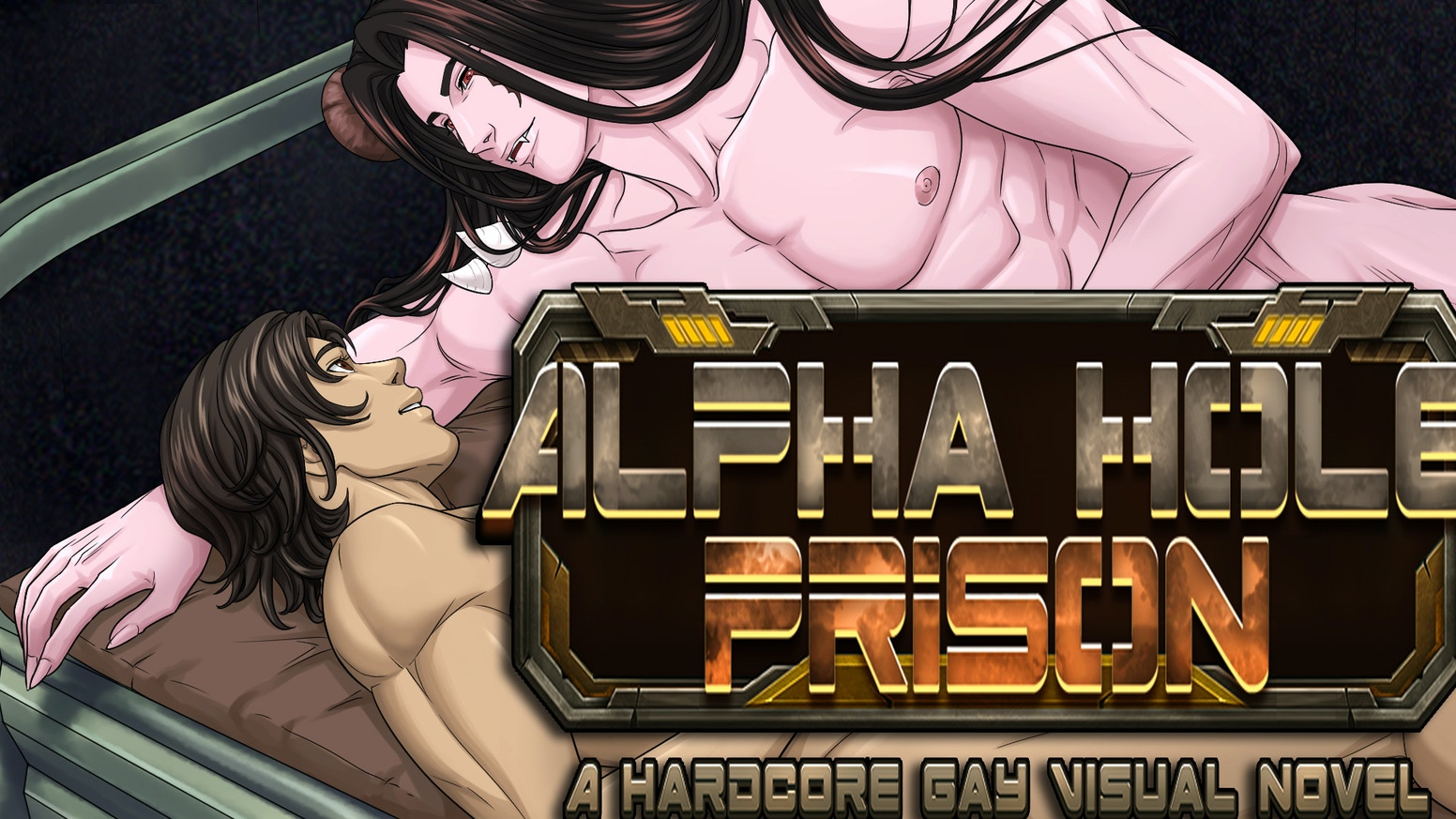 Earthling Miguel gets life in Alpha Hole--a notorious space prison! He must use his charms to convince a strong inmate to protect him.