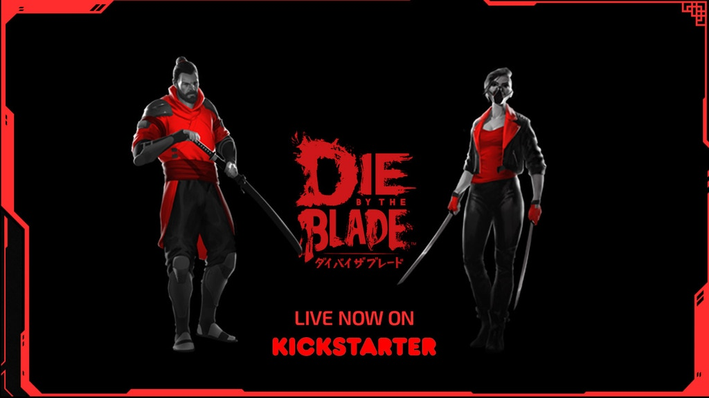Die by the Blade project video thumbnail