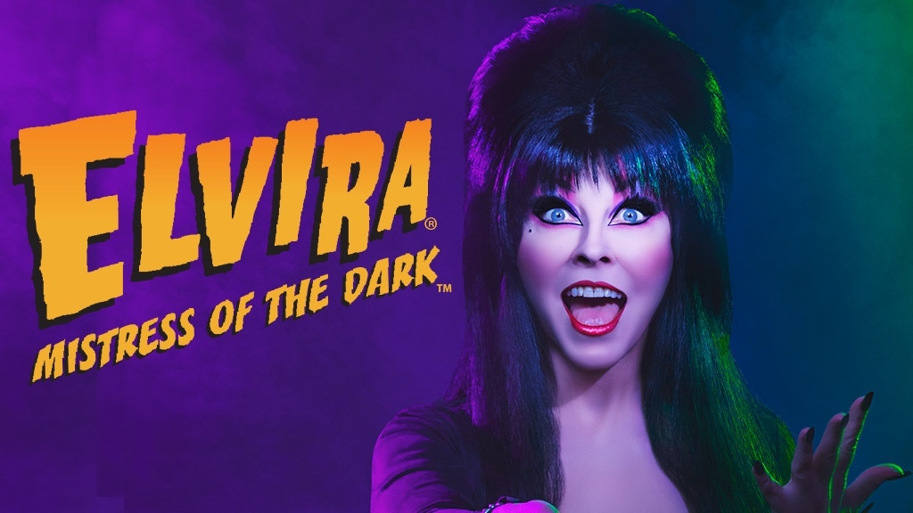 Elvira's New Comic Book Quarantine Special! project video thumbnail