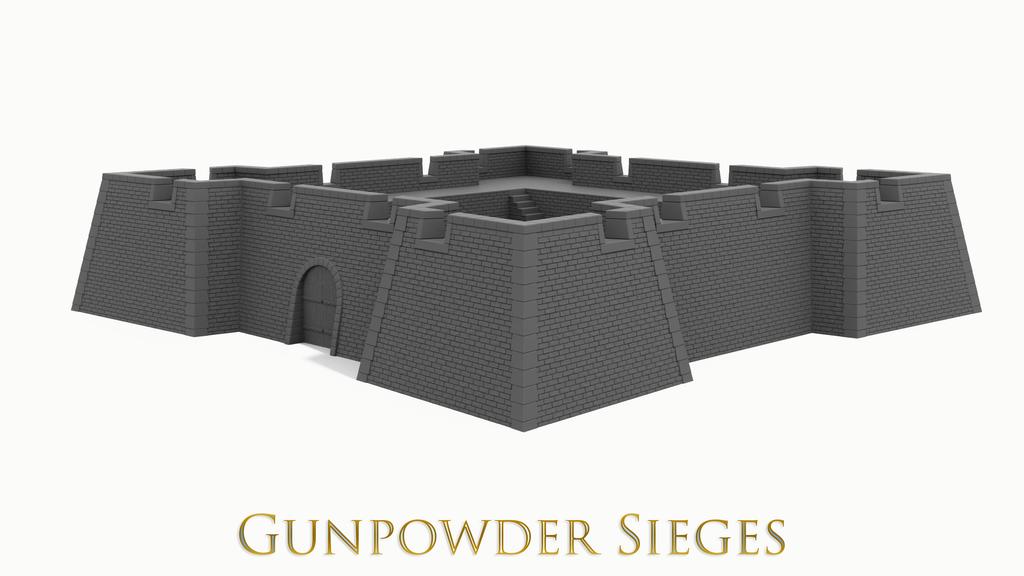 Gunpowder Sieges project video thumbnail