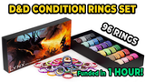 RPG Condition Rings, Easily Track Spell & Ability Conditions thumbnail