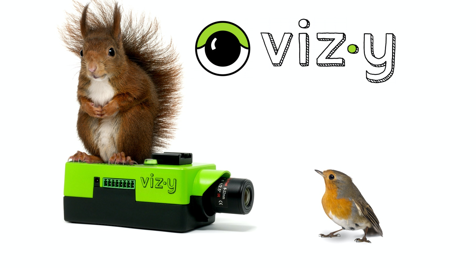 Thanks so much for a hugely successful Kickstarter campaign! If you missed out, Vizy is available via pre-order, expected to ship in January 2021.