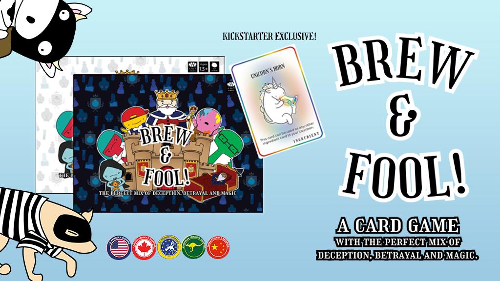 Brew & Fool! project video thumbnail