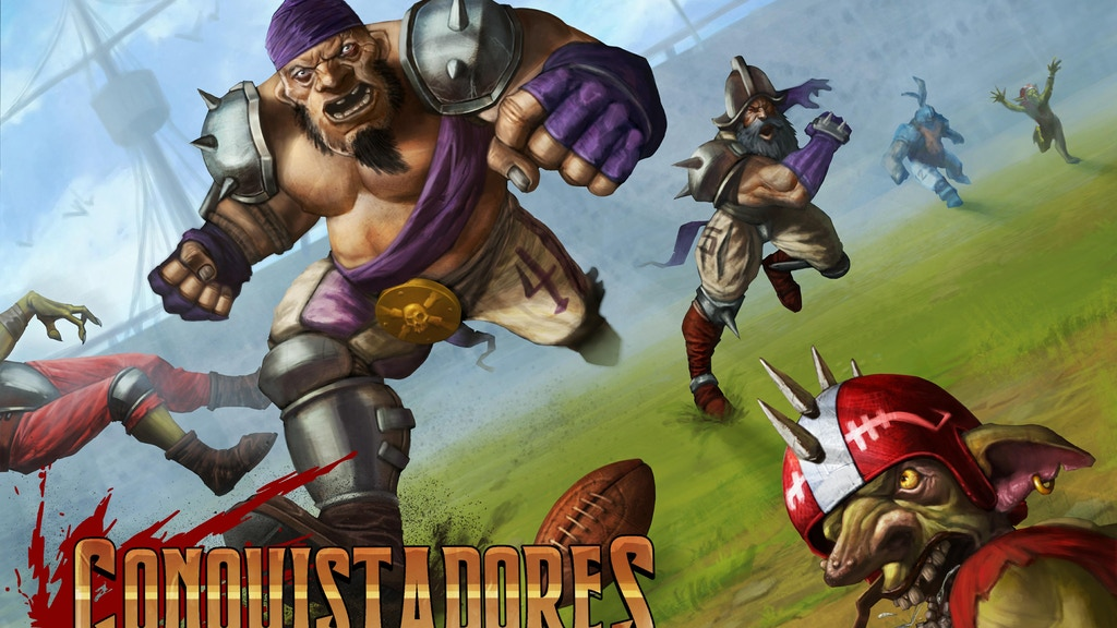 CONQUISTADORES project video thumbnail
