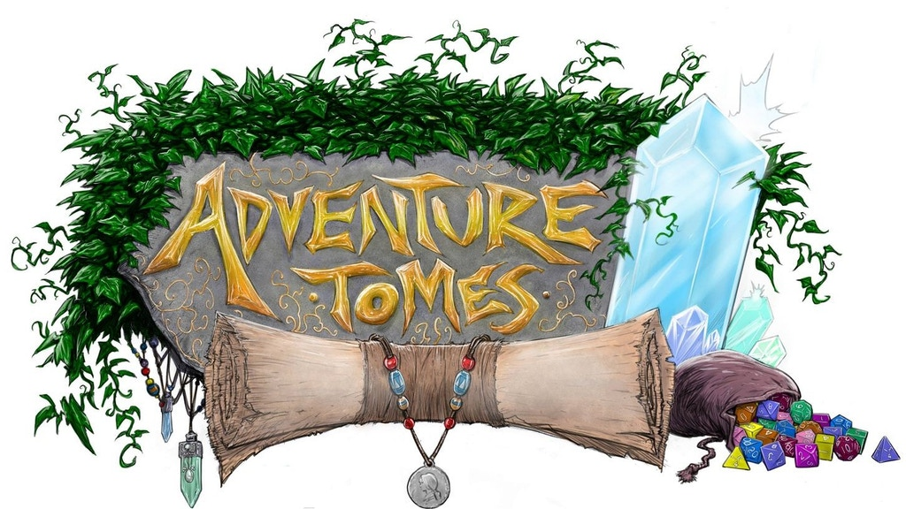 Project image for Adventure Tomes