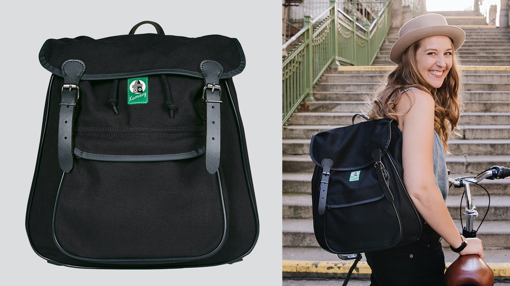 The Kamarg 59 - A classic Austrian backpack, reimagined. project video thumbnail