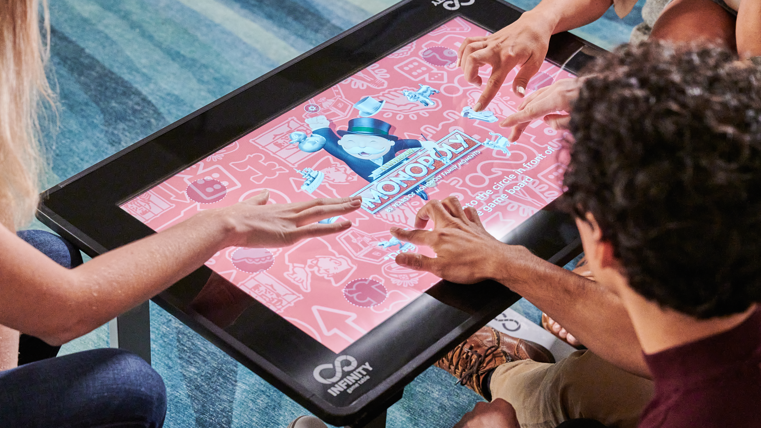 Infinity Game Table by Arcade1Up