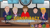 Conspiracy – The Deviously Satirical Tabletop Game thumbnail
