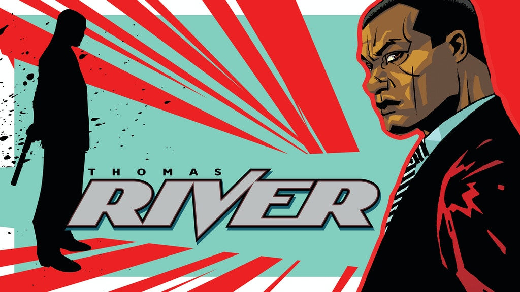 Brian Stelfreeze & Doug Wagner's THOMAS RIVER #1 Comic Book project video thumbnail
