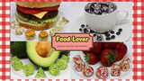 Food Lover Dice - Food Miniatures & Effects in Dice Sets thumbnail