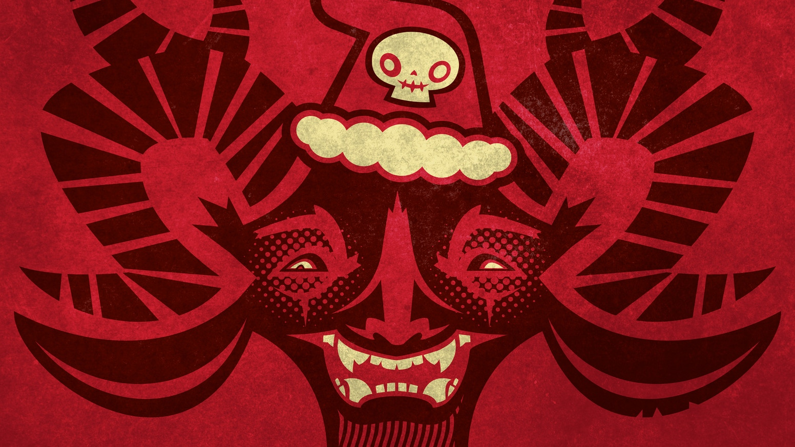 Our 5th collection of goods to celebrate our favorite Holiday Monster... the KRAMPUS!