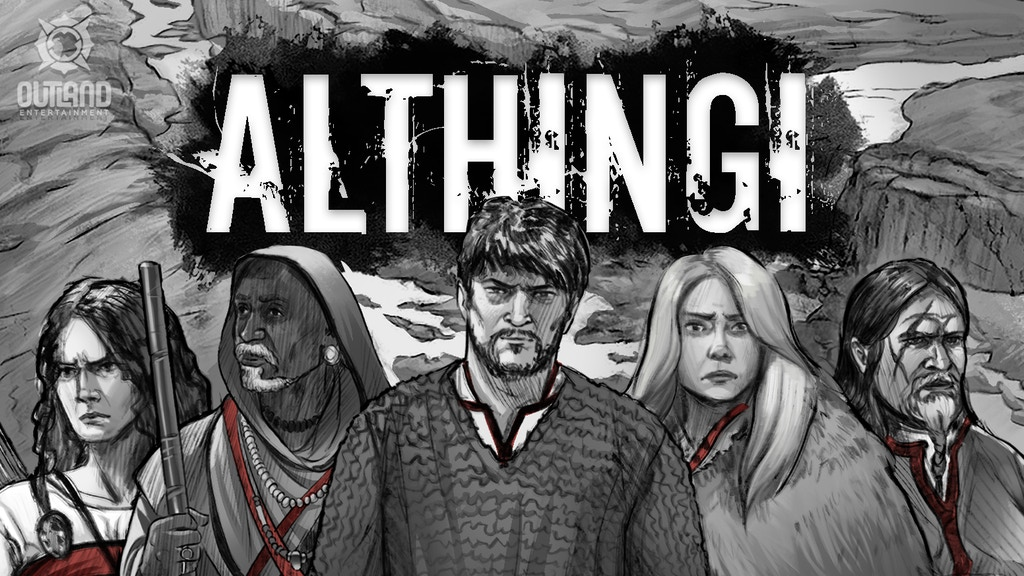 Althingi - A Viking Game of Strength & Influence project video thumbnail