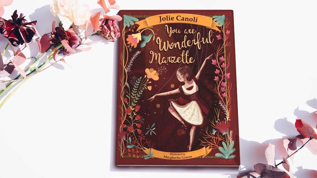 Marzette: You are Wonderful