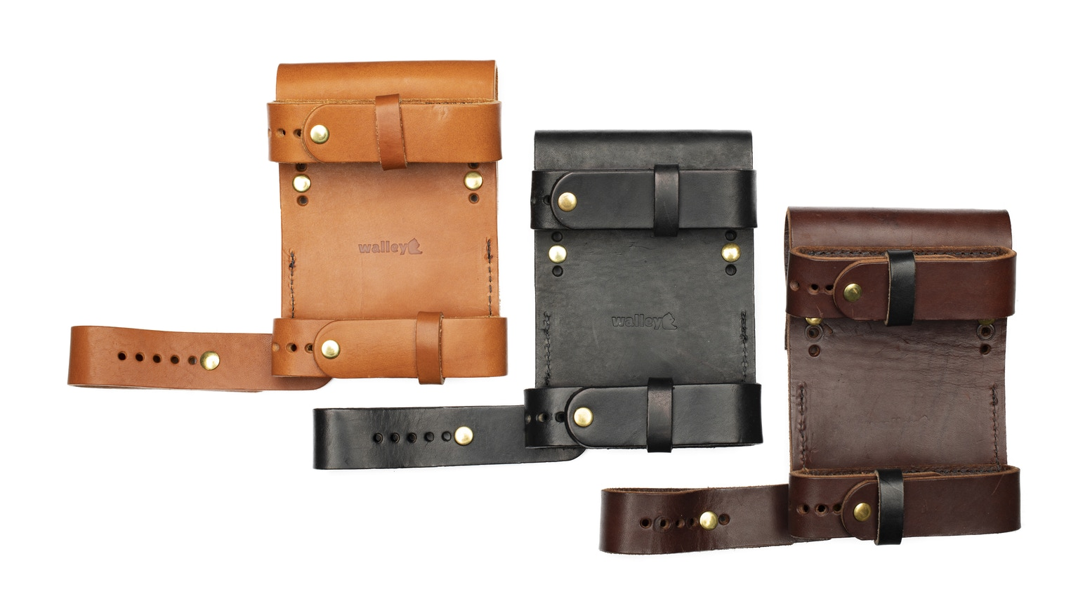 · Rattle-Proof · One-Size-Fits-All· Crafted in the USA with Full-Grain Leather