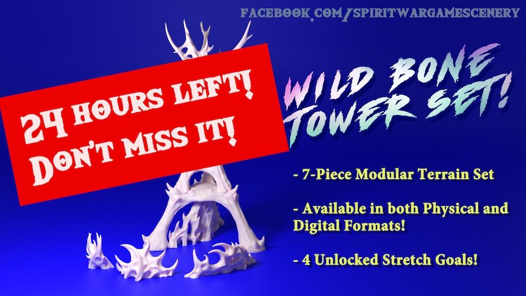 Wild Bone Tower Set project video thumbnail