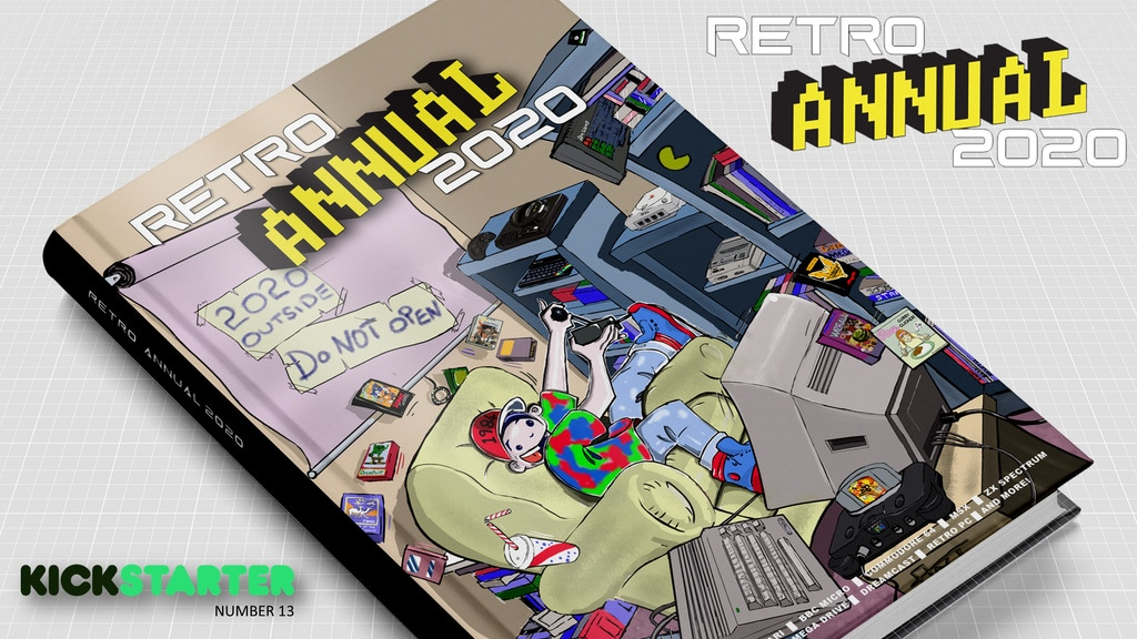 Retro Annual 2020 (Plus Retro Format and Eight Bit)