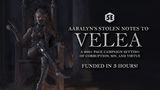 Aaralyn's Stolen Notes to Velea (Reprint) - 5e Setting thumbnail