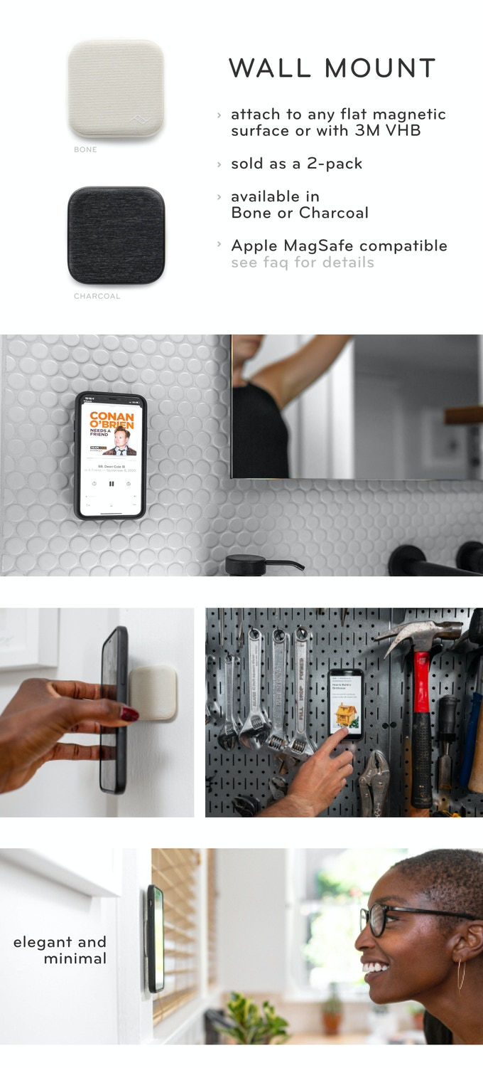 Mobile by Peak Design: Make your phone a better tool. Peak Design is an ecosystem of mounts, cases, accessories, and chargers designed to better integrate your phone with your life. iPhone 11, iPhone 12, Samsung D20