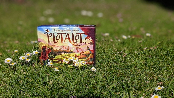 It's all about the veg in this addictive and light-strategy card game for the whole family