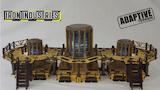 Iron Industries scenery-modular scenery kits for wargaming. thumbnail