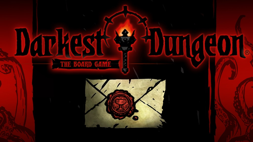 Darkest Dungeon: The Board Game project video thumbnail