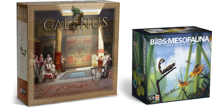 Bios:Mesofauna & Galenus