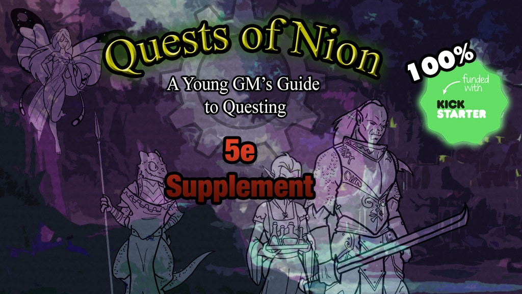 Project image for Quests of Nion