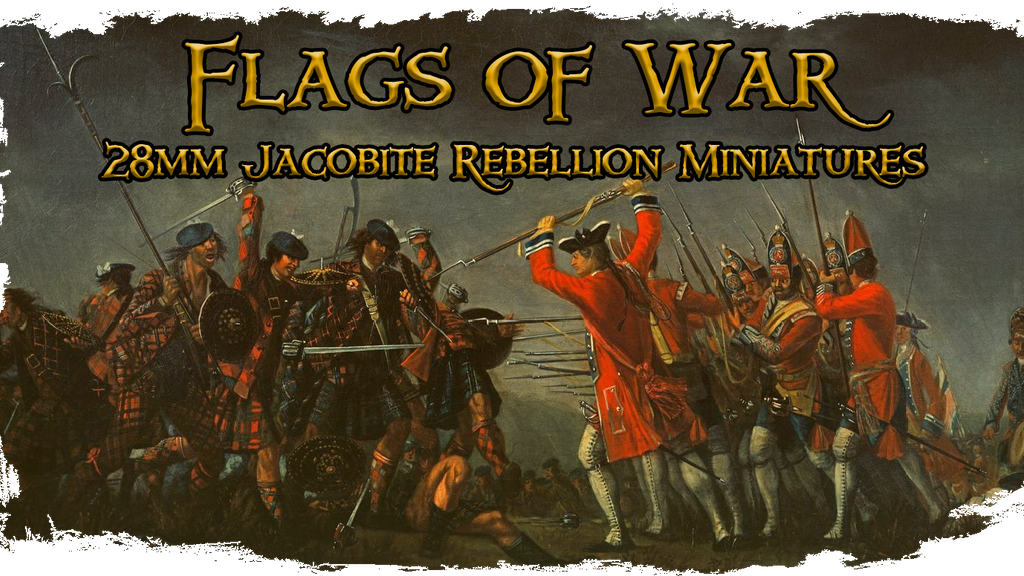 Project image for 1745 28mm Jacobite Rebellion - Last Hurray