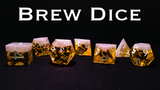 Brew Dice: Beer Themed RPG Dice thumbnail
