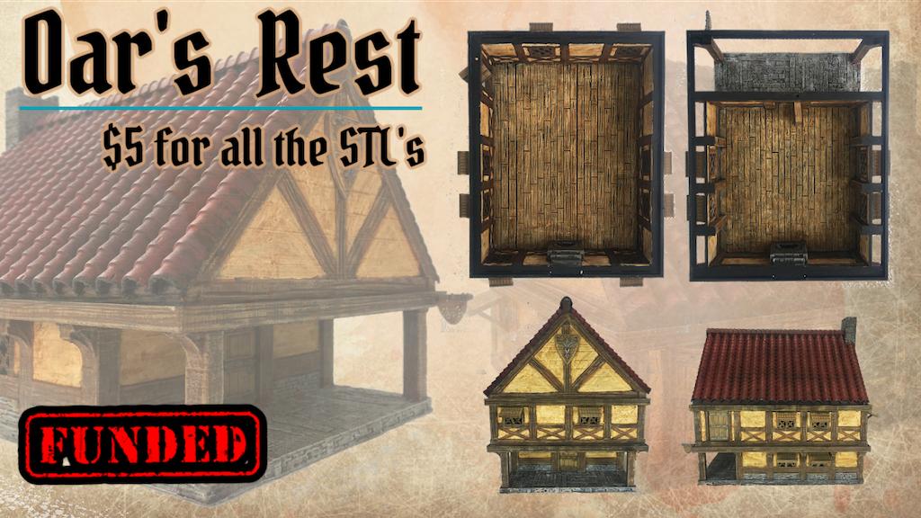 Oar's Rest project video thumbnail