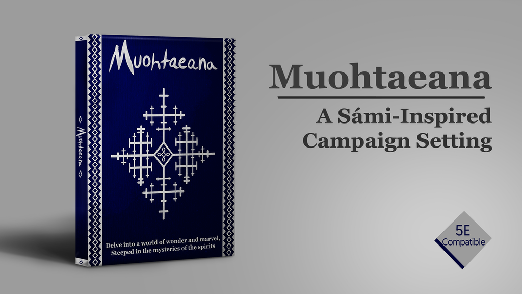 Project image for Muohtaeana: A Sámi-Inspired Campaign Setting