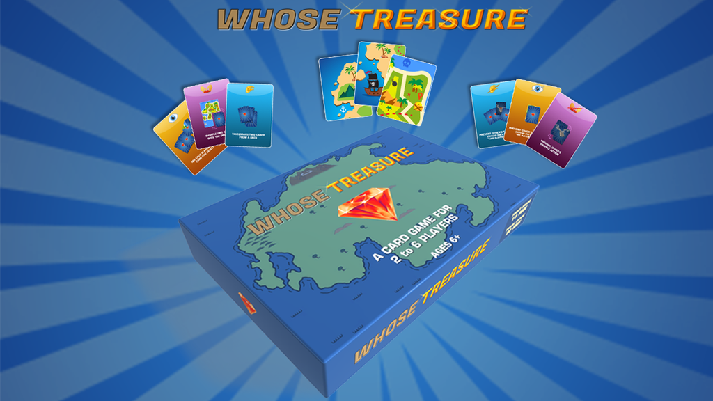 Project image for WHOSE TREASURE (Canceled)