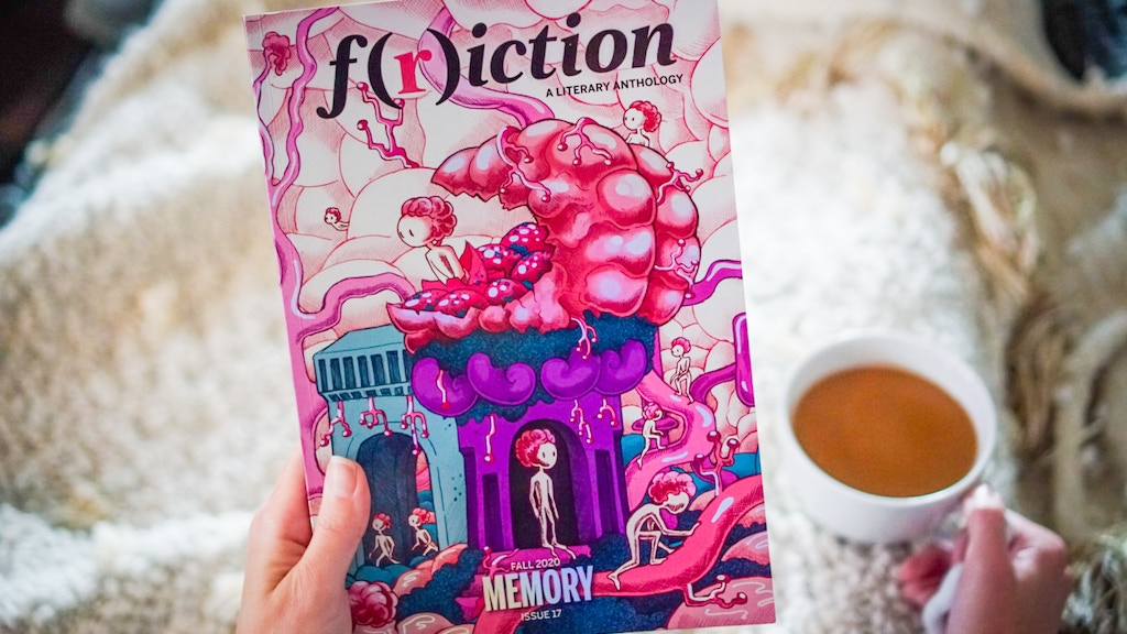 F(r)iction Magazine — Storytelling Brought to Life project video thumbnail