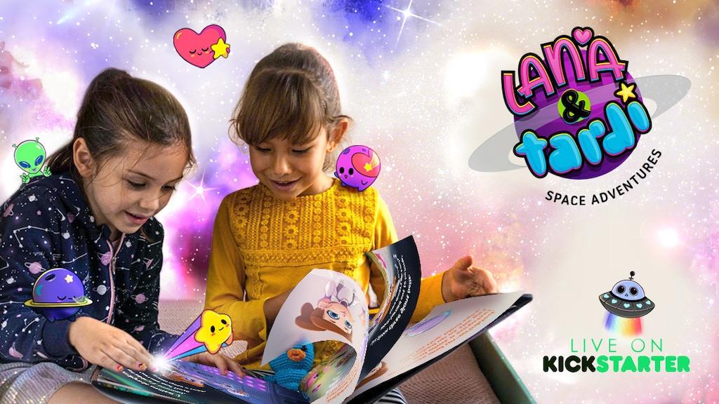 Lana & Tardi Space Adventures project video thumbnail