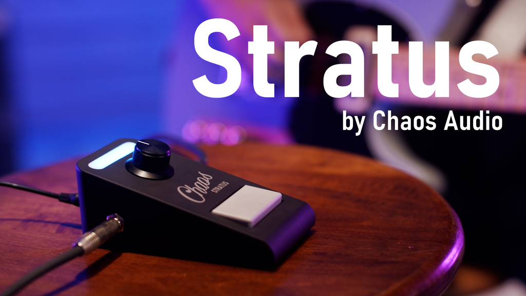Stratus: The Guitar Pedal, Reimagined