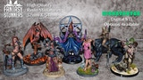 Fantasy Stunners. Pin Up Miniatures thumbnail